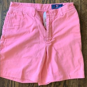 Men's Salmon Vineyard Vines size 30